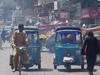 Street scene in Saddar, Pakistan (photo: Irin News)
