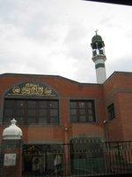 Mosque in Southall (photo: Arian Fariborz)