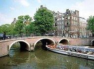 Prinsengracht in Amsterdam, photo: AP