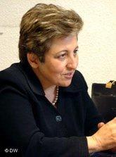 Shirin Ebadi (photo: DW)