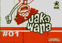 Comic cover 'Jaka Wana' (&copy Situs Comic Underground)