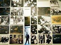Holocaust exhibition at the Yad Vashem memorial museum (photo: AP)