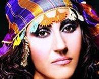 Kurdish singer Aynur; (photo: &copy Kalan Müzik)