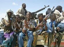 Militiamen in Somalia (photo: AP)