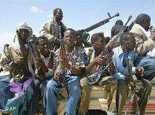 Militiamen in Somalia (photo: AP)