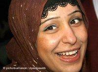 17-year-old Hayriye Aydin (photo: dpa)
