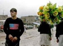 Man in Afghanistan (photo: AP)