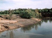 The Jordan River (photo: dpa)