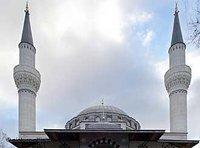 Sehitlik mosque in Berlin; (photo: AP)
