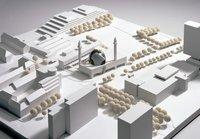 Model for the Cologne mosque (photo: Boehmarchitektur.de)
