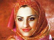 Rajaa Al-Sanie (photo: AP)