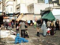 Street in a poor district of Casablanca, Morocco (photo: dpa)