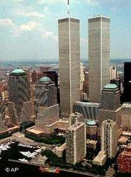 The WTC before 9/11 (photo: AP)