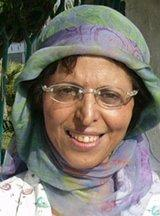 Raufa Hassan (photo: Larissa Bender)