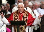 Pope Benedict in Freising, Germany (photo: AP)