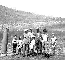 German Jews in Turkey (photo: www.aktives-museum.de)