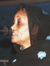 Fatima Ahmed Ibrahim (photo: Ibn Rushd Fund)