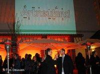 Grand opening Artneuland in Berlin (photo: Tim Deussen)