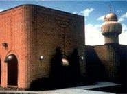Mosque in Pullman, Washington (photo: Omar Khalidi)