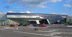 Zaha Hadid's BMW plant in Leipzig