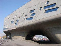 The Phaeno Science Center in Wolfsburg