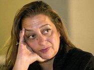 Zaha Hadid (photo: AP)