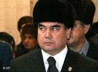 Gurbanguly Berdymuchammedow (photo: AP)
