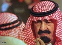 Saudi Arabia's King Abdallah (photo: AP)