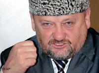 Akhmad Kadyrov (photo: AP)