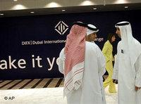 International Financial Exchange in Dubai (photo: AP)