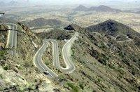 Mountains in Yemen (photo: irinnews.org)