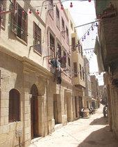 Street of the Darb al-Ahmar (photo: Nelly Youssef)