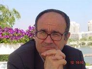 Hachem Saleh (photo: Mohammed Massad)