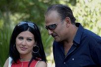 Jumana Murad and Jamal Suleiman (photo: Haitham Hakki)