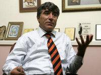 Murdered journalist Hrant Dink (photo: AP)