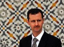 Syrian president Bashar al Assad (photo: AP)