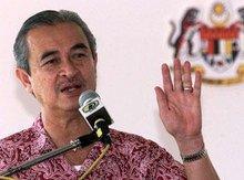 Malaysian Prime Minister Abdullah Ahmad Badawi (photo: AP)