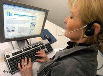 Call centre (photo: dpa)