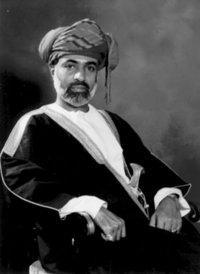 Sultan Qaboos (photo: US Government, no copyright protection)