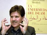 Abdelwahab Meddeb (photo: dpa)