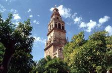 The minaret of the Mezquita in Córdoba, Spain (photo: Wikipedia Commons)