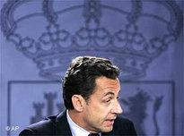 Nicolas Sarkozy (photo: AP)