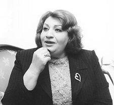 Tahani al-Gebali (photo: Al-Ahram Weekly)