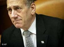 Israeli Prime Minister Ehud Olmert (photo: AP)