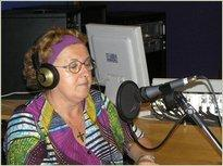 Sherry Meyer, station manager of Radio Pacis (photo: Radio Pacis)