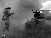 Battle of El Alamein (photo: AP)