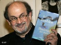 British author Salman Rushdie (photo: AP)
