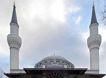 Sehitlik mosque in Berlin (photo: AP)