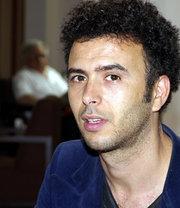 Lotfi Abdelli (photo: Larissa Bender)