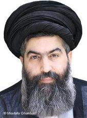 Ayatollah Seyed Hossein Kazamain Boroujerdi (photo: AP)